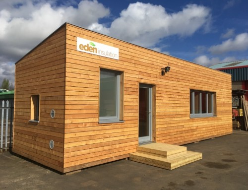Eden Insulation Office Pod (Appleby, Cumbria)