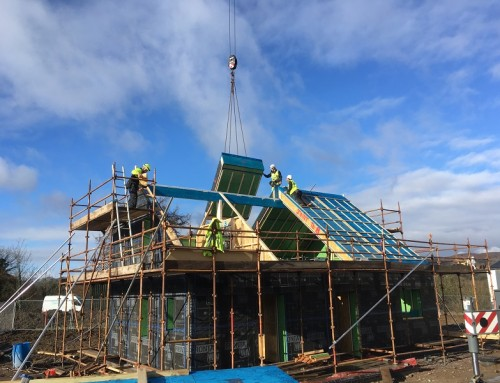 Small Passivhaus home in Gatehouse-of-Fleet, Dumfries and Galloway